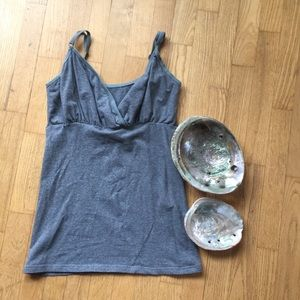 Tops - Nursing Tank with removable pads